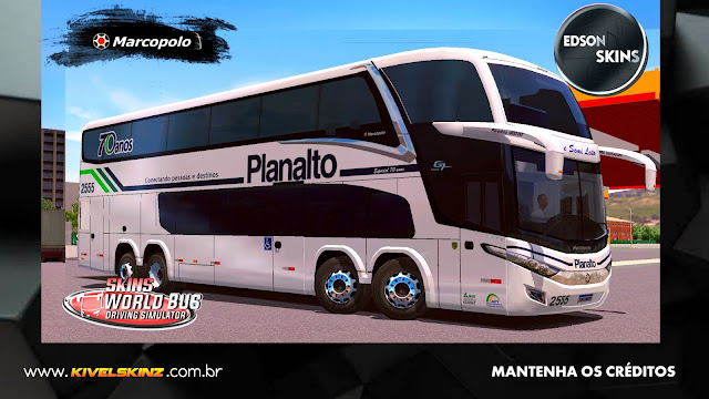 PARADISO G7 1800 DD 8X2 - VIAÇÃO PLANALTO