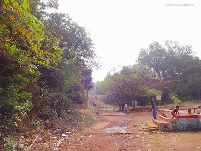 Ananthagiri Hills for Trekking