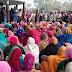 महिला मुखिया ने जीविका दीदियों एवं ग्रामीण महिलाओं के साथ नुक्कड़ सभा कर की मानव श्रृंखला में हिस्सा लेने की अपील