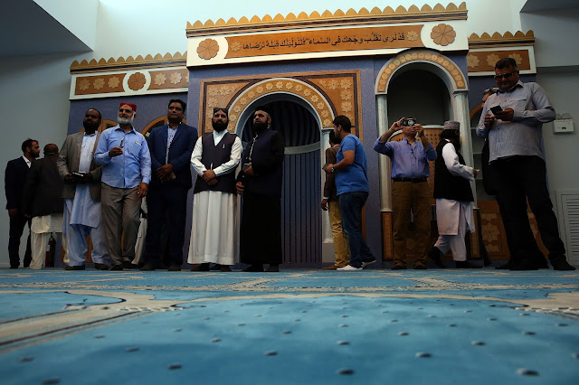 Άνοιξε το τέμενος στην Αθήνα - Ποιος είναι ο πρώτος ιμάμης;