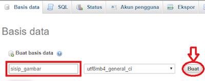 Cara menyisipkan atau upload gambar di phpmyadmin