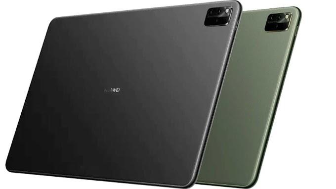 مراجعة مزايا ومواصفات تابلت هواوي Huawei MatePad Pro 12.6