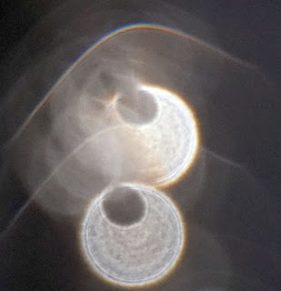 paranormal veil-like objects
