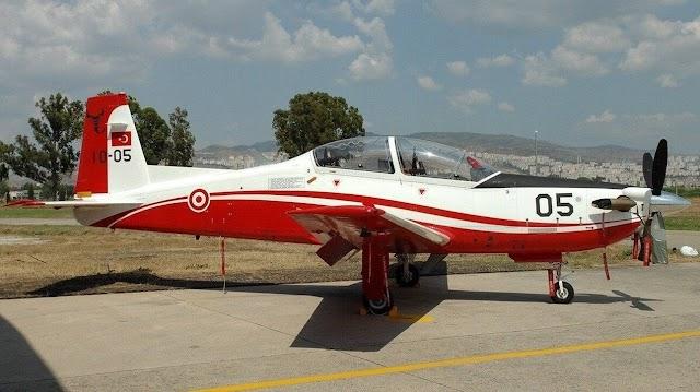 Εικόνα διάλυσης στην Τουρκική αεροπορία-Τρεις πτώσεις αεροσκαφών μέσα σε 48 ώρες