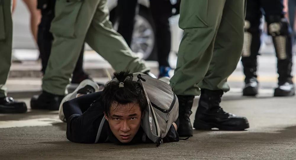 أمريكا تفرض عقوبات موسعة على هونغ كونغ انتقاما من الصين