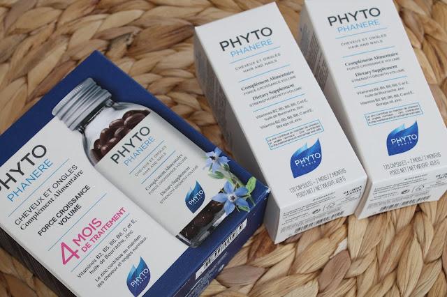 4 mois avec le Complément Alimentaire PHYTO PHANERE de Phyto