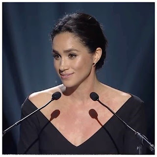 Meghan Markle supporitng girls and women on International Day of the Girl 2019