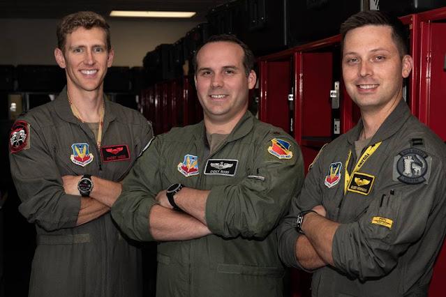 Former USAF F16 pilots F35