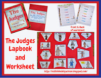 http://www.biblefunforkids.com/2013/11/the-old-testament-judges-bulletin-board.html