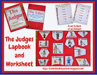 http://www.biblefunforkids.com/2013/11/the-old-testament-judges-bulletin-board.html