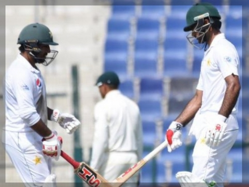 Upon returning to the farm, fate stopped with Sarfraz Ahmed