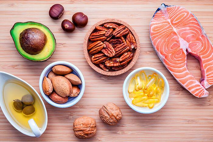 Ácidos graxos ômega-3 ligados à melhora da saúde cardiovascular