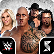 Playstore icon of WWE Champions 2019
