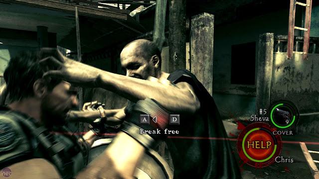 Resident Evil 5 Gold Edition Captura 2