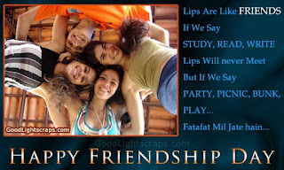 Quotes on Friends Image