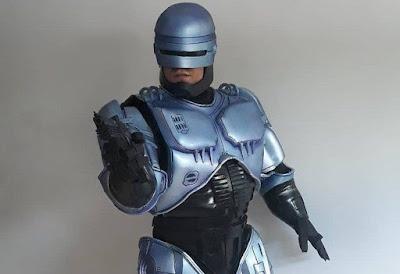 O cosplay de RoboCop que vem do Brasil!