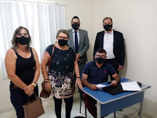 SINPUC cobra salários atrasados e respeito para o servidor no Seridó Paraibano