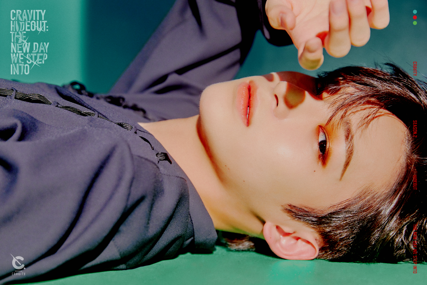 CRAVITY Releases Individual Teaser Photos for Their First Comeback