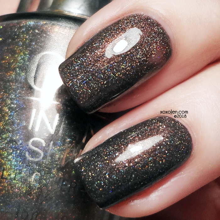 xoxoJen's swatch of OPI: My Private Jet 2018