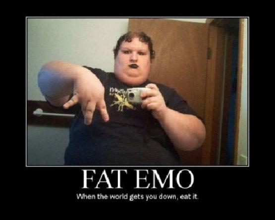 Fat Emo Lesbians 40