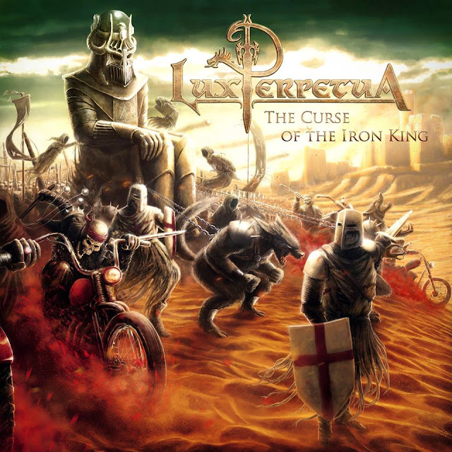 Reviews: Lux Perpetua - The Curse of the Iron King