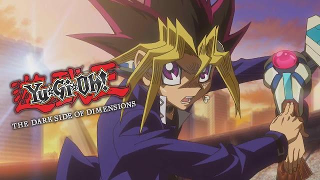 Yu-Gi-Oh!: The Dark Side of Dimensions Anime Film