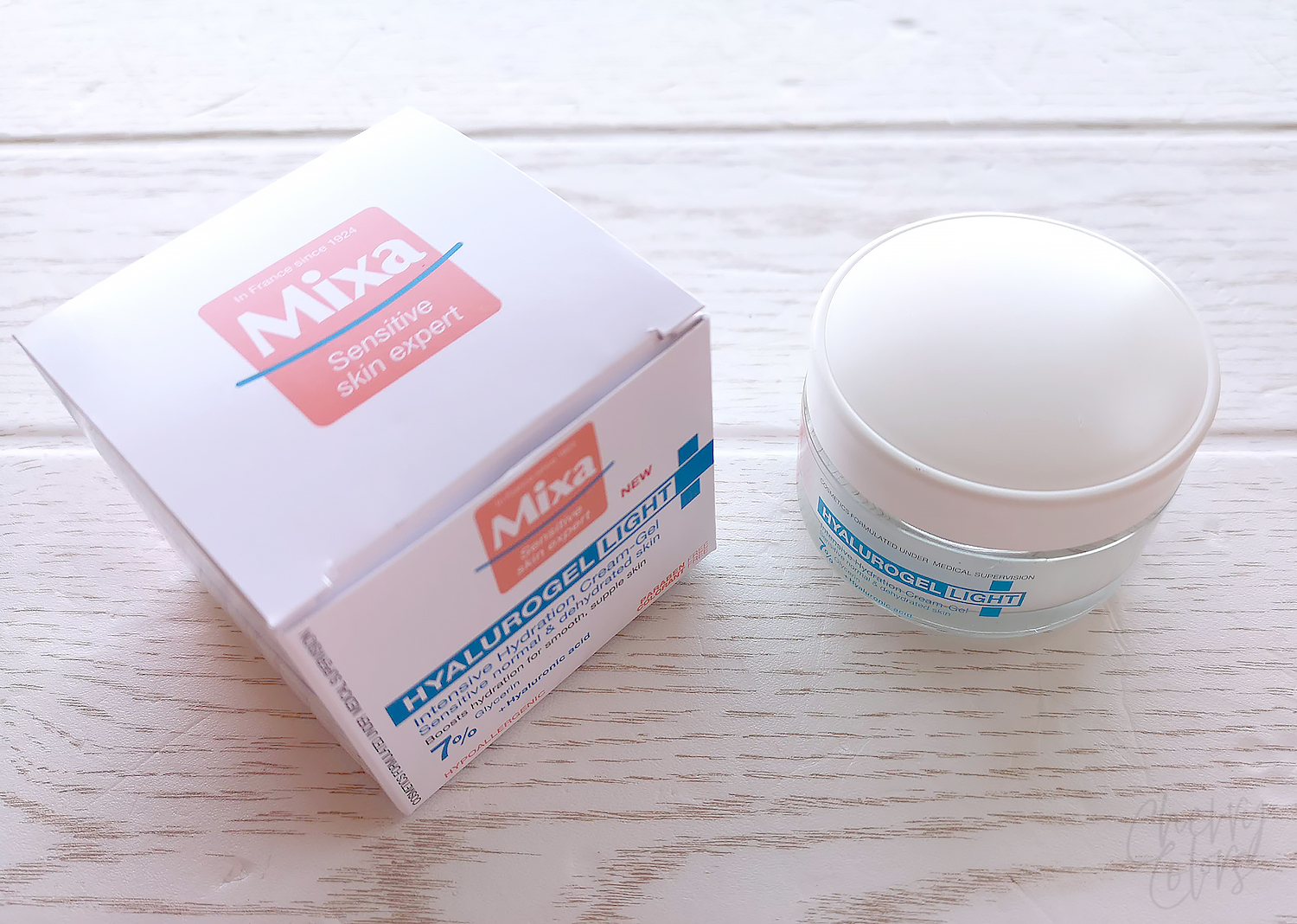 MIXA Hyalurogel Light Cream