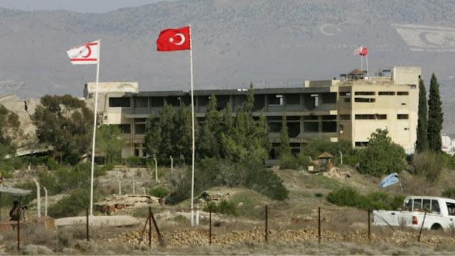 Ένταση με τούρκους στρατιώτες στη Νεκρή Ζώνη της Κύπρου