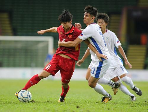 U22 Việt Nam có chiến thắng thứ 3 liên tiếp trước U22 Philippines với tỷ số 4 - 0