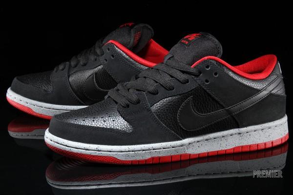quality design 76883 48b3e Nike SB Dunk Low Black Cement