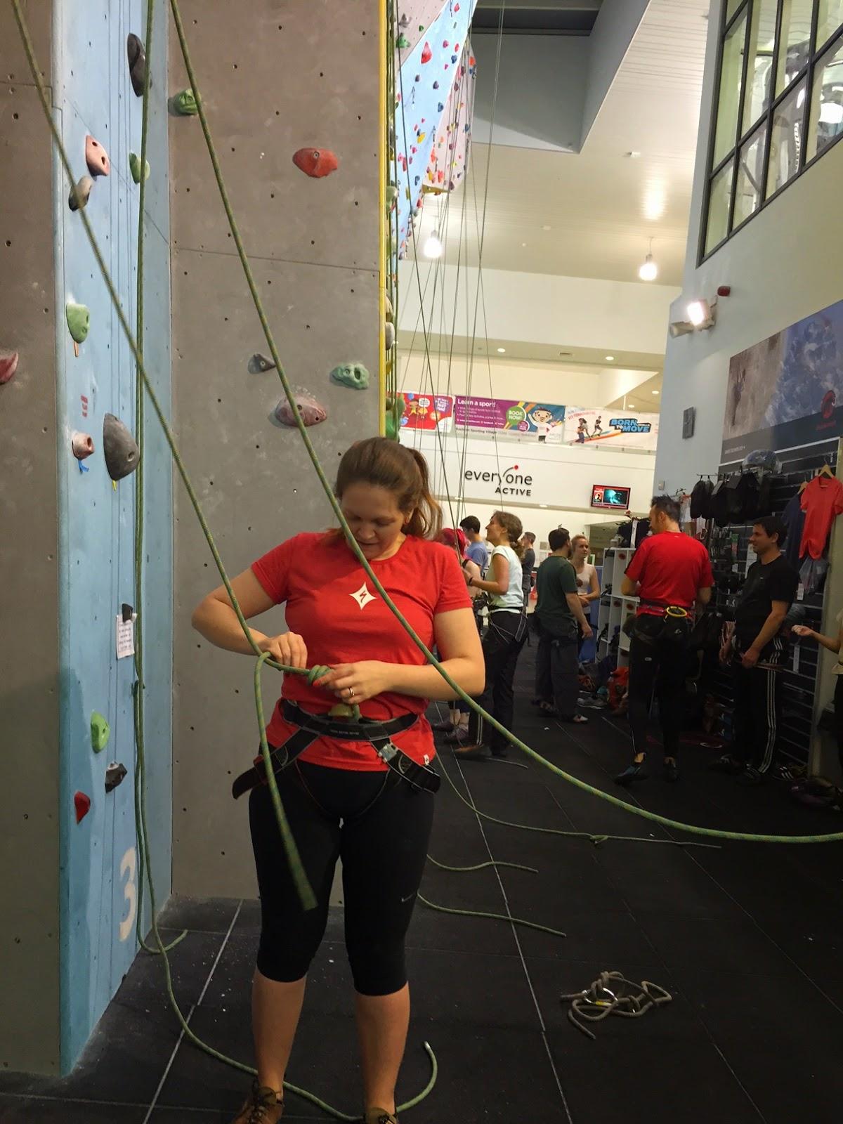High Sports Basildon Climbing