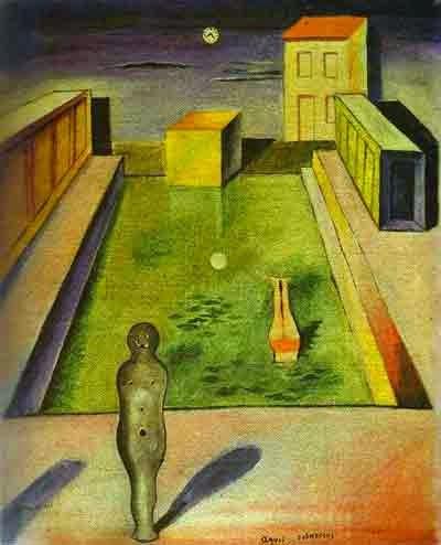 Aquis Submersus - O Surrealismo de Max Ernst | Alemão