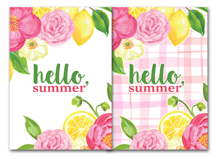 Printables for Summer