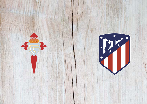 Celta Vigo vs Atletico Madrid -Highlights 17 October 2020