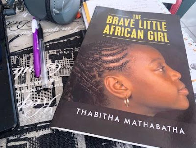 The Brave Little African Girl - book review