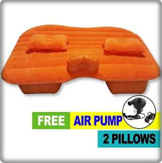 Kasur Tidur Di Mobil Matras Air Bed Kasur Angin Tiup Cozy