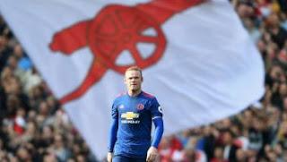Arsenal Kalahkan Manchester United 2-0