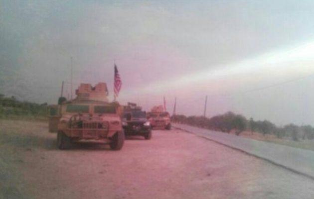 Την πάτησε άσχημα ο Ερντογάν στη Συρία – Αμερικανικά τανκς σημαδεύουν τον τουρκικό στρατό (χάρτης+ΦΩΤΟ)