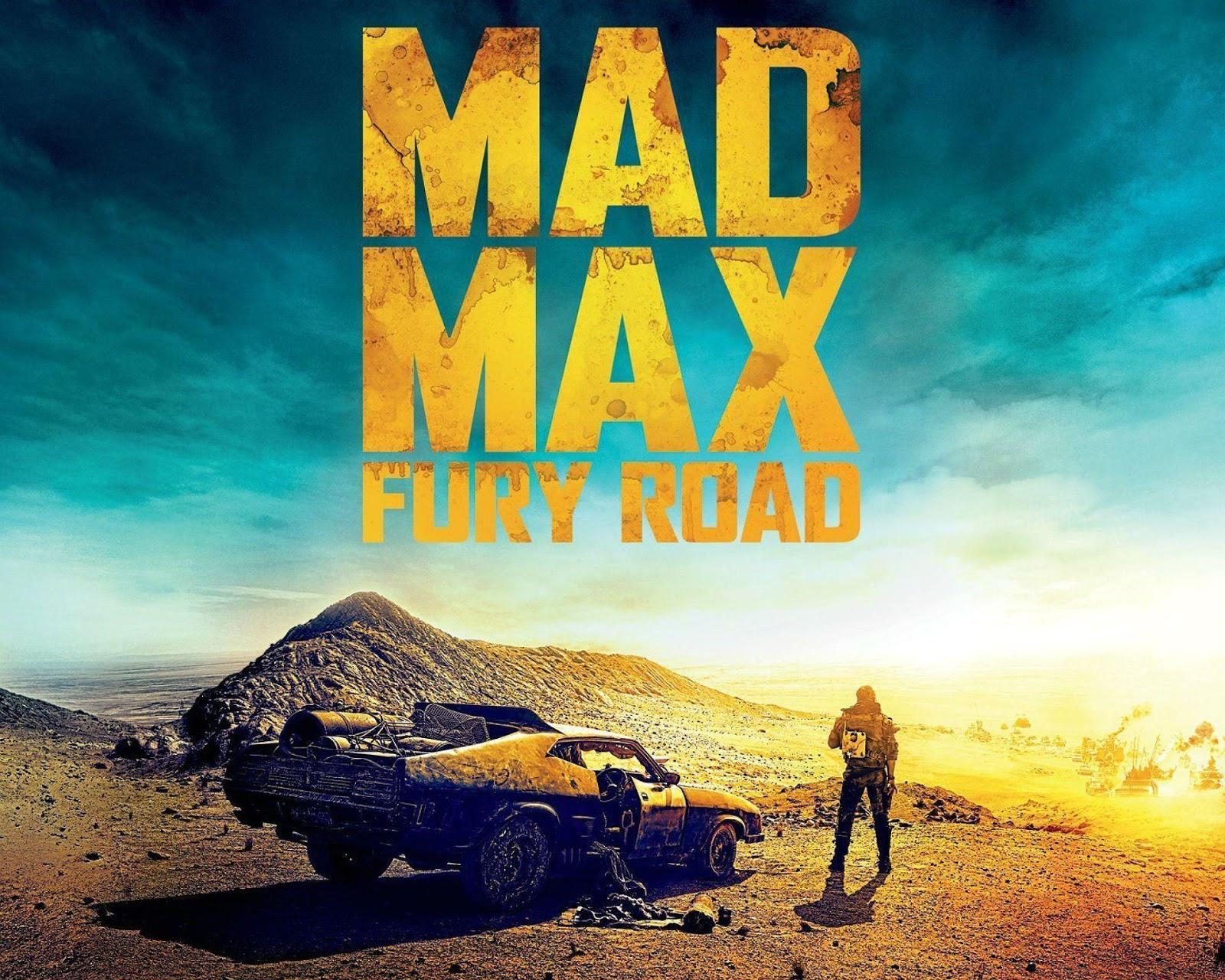 MAD MAX FURY ROAD (2015) TAMIL DUBBED HD
