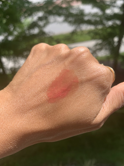Dior Stellar Addict Lip Gloss in Everdior Review, photos, swatches