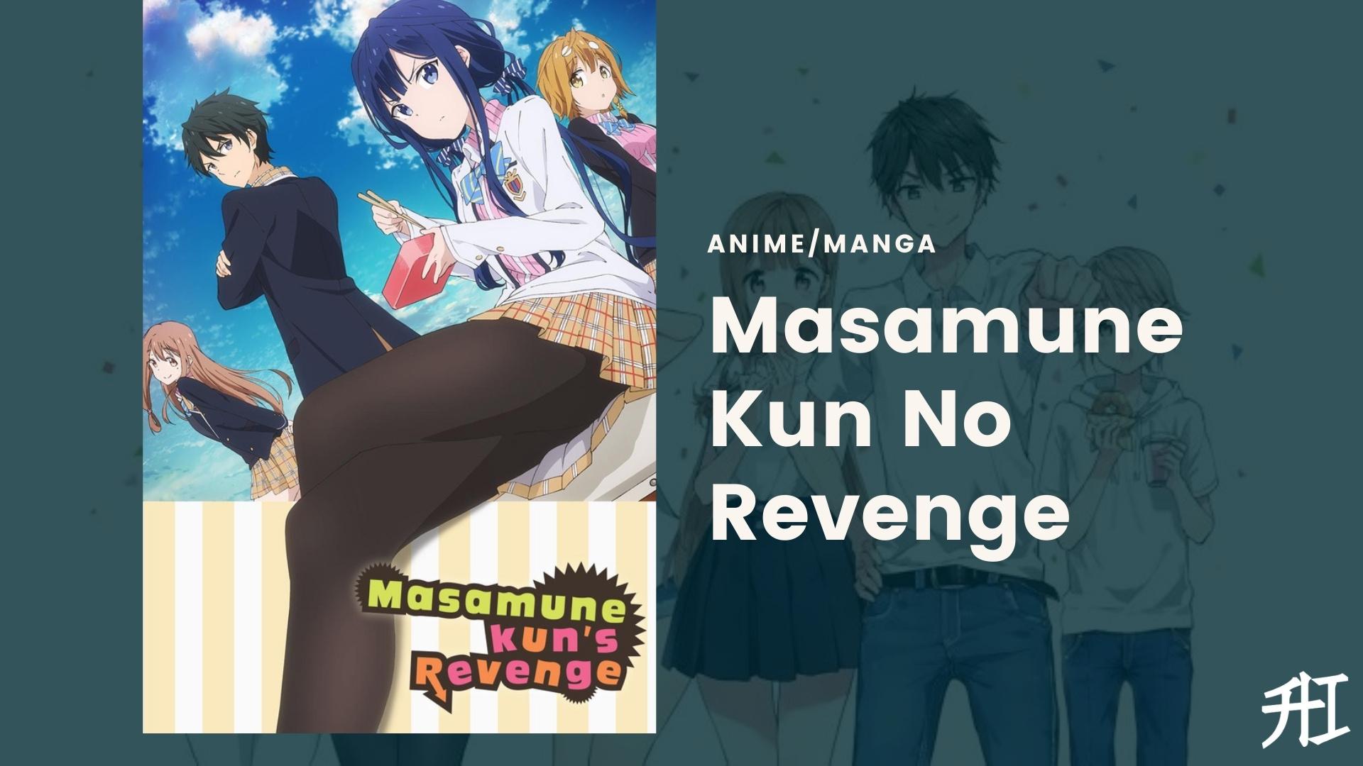 Masamune Kun No Revenge