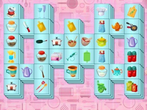 Kitchen Mahjong Game