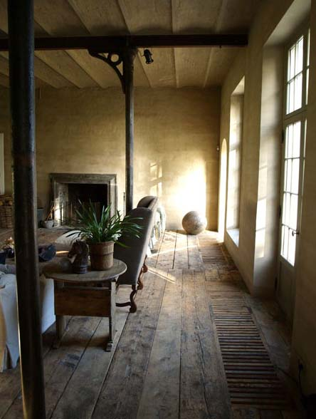 #19 Architect Bernard de Clerck, farmhouse restoration featuring floorboards by Corvelyn (be), image via Bernard De Clercke website as seen on linenandlavender.net, Architectural Stories, Bernard De Clerck, available in the emporium by linenandlavender.net, http://www.linenandlavender.net/2013/02/bernard-de-clerck-architect-be.html