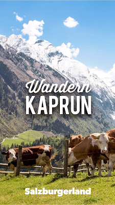 Klammsee - Glocknerblick | Wandern Zell am See – Kaprun | Salzburger Land | Kitzsteinhorn | Pension Lachmayr + Schoenste Wanderungen Maiskogel