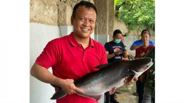 Edhy Prabowo Ternyata Punya Julukan Khusus dari Anak Buah, Namanya Paus