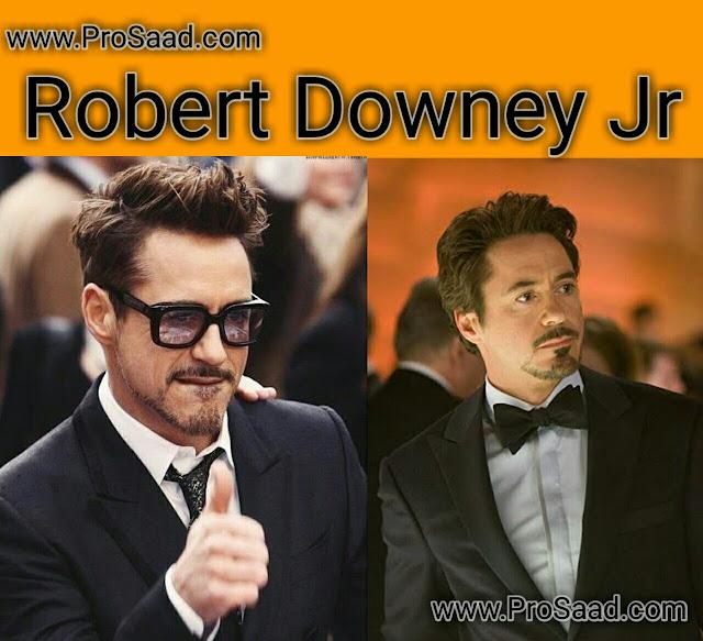 Robert Downey Jr biography