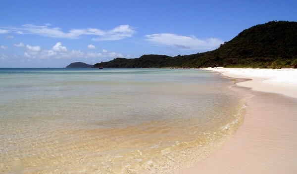 Bãi biển Khai Long - Cà Mau