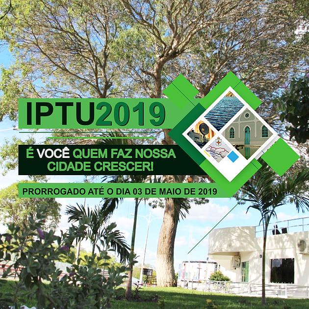 Prefeitura de Delmiro Gouveia prorroga prazo para pagamento do IPTU