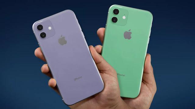 مبيعات هاتف آيفون 11  تتجاوز التوقعات بسبب ألوانه الجديدة والأخضر الأكثر طلبا