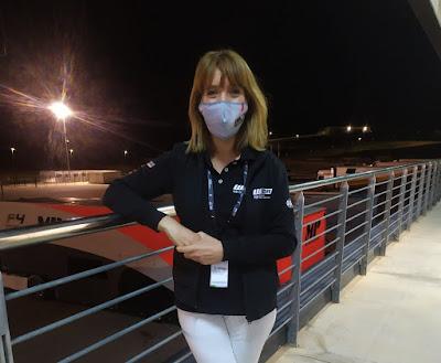 Azafata bilingüe WTCR Race 2020 Motorland